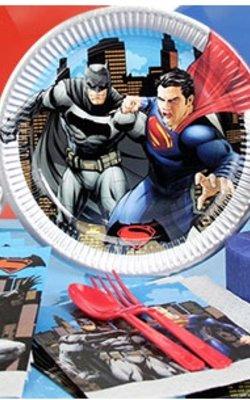 Batman Vs. Superman Feestartikelen