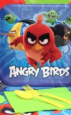 Angry Bird Feestartikelen