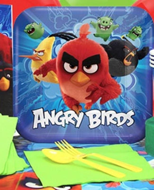 Angry birds feestartikelen & versiering   feestwinkel J-style-deco ...