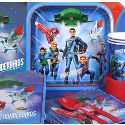 Thunderbirds Feestartikelen & Versiering