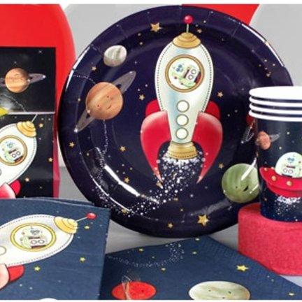 Space Feestartikelen & versiering