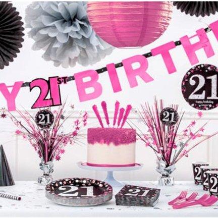 21 jaar 21 Jaar feestartikelen & versiering | Groot aanbod | J style deco  21 jaar
