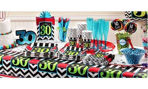 30 Jaar feestartikelen