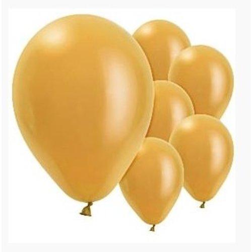 Goud ballonnen
