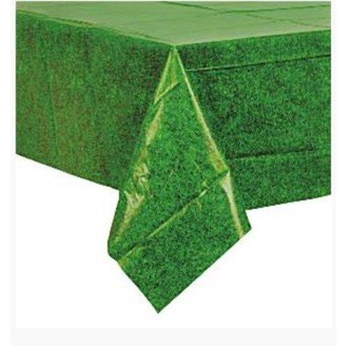 Grasveld tafelkleed groen