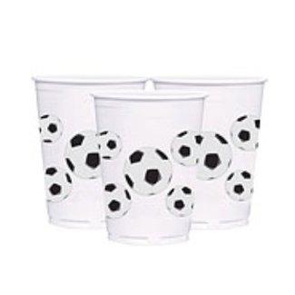Voetbal bekers