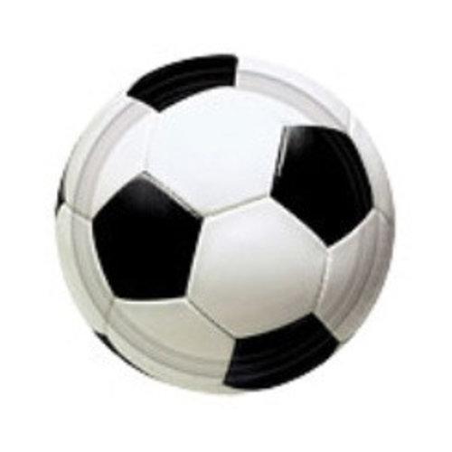 Voetbal gebaksborden