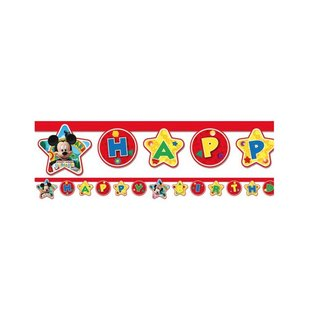 Mickey mouse clubhouse happy birthday slinger