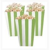 Popcorn bakjes lime groen