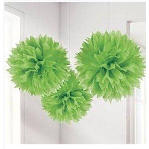 Pom poms groen