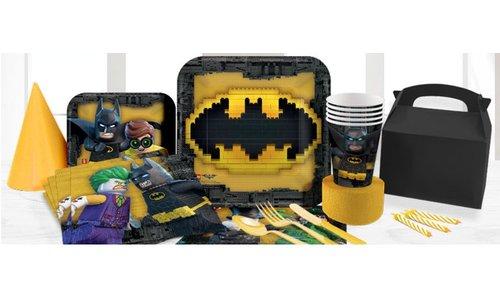 Lego batman feestartikelen