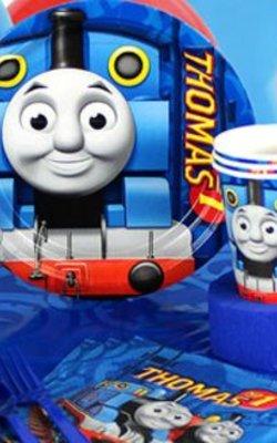 Thomas de trein feestartikelen