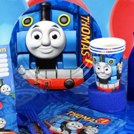 Thomas de trein feestartikelen en versiering