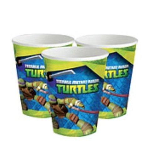 Ninja Turtles bekers