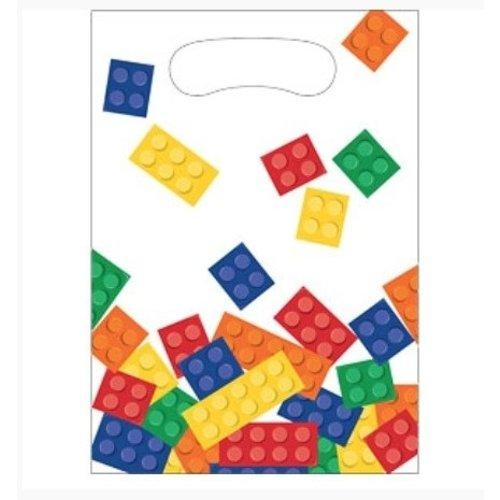 Lego snoepzakjes