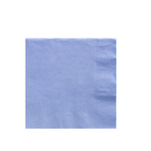 Licht blauwe servetten S