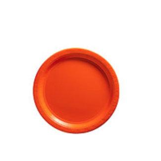 Oranje gebaksborden
