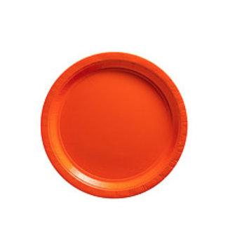 Oranje borden