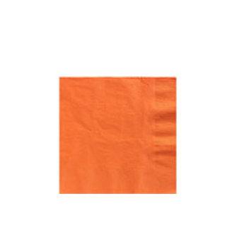 Oranje servetten S