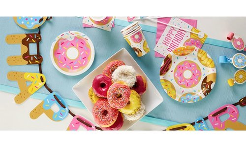 Donut feestartikelen