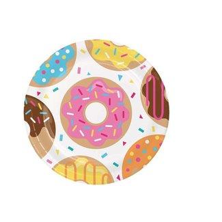 Donut borden