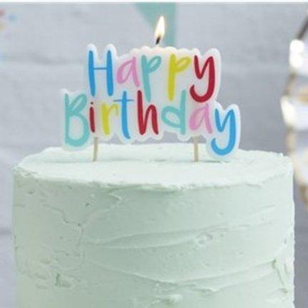 Op zoek naar unieke taart kaarsen?Je vindt ze hier!