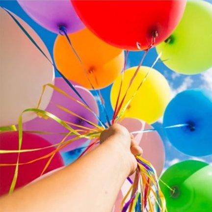 Ballonnen in vele prints en kleuren vindt je voordelig en snel in de online feestwinkel van J-style-deco.nl