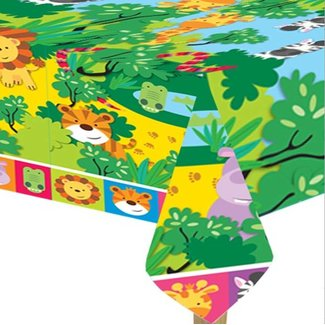 Amscan  Safari tafelkleed
