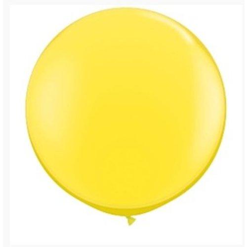 XL ballon Geel
