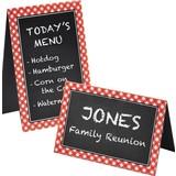 Barbecue menu kaarten