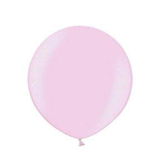 Pastel roze XL ballonnen