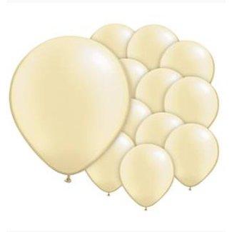 Ballonnen ivoor pearl mini