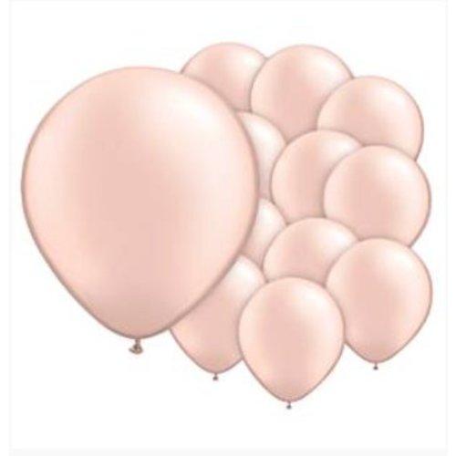 Peach ballonnen mini