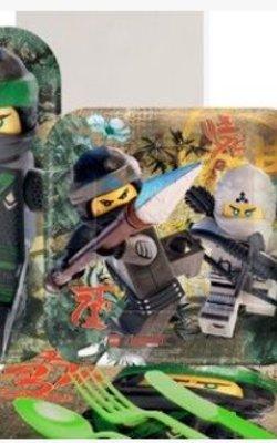 Lego Ninjago feestartikelen