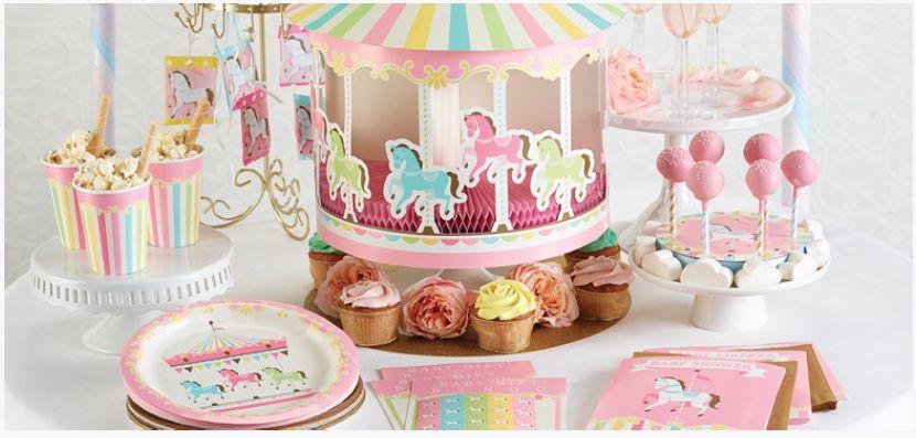 Carrousel feestartikelen & Versiering