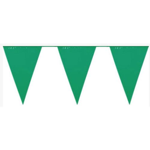 Groene vlaggetjes Jumbo