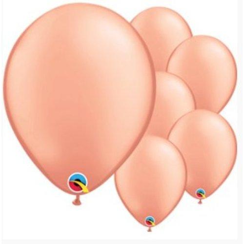 Rose goud ballonnen
