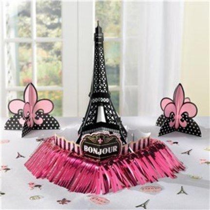 Party in Parijs Parijs feestartikelen & versiering