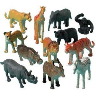 Safari dieren traktatie cadeautjes