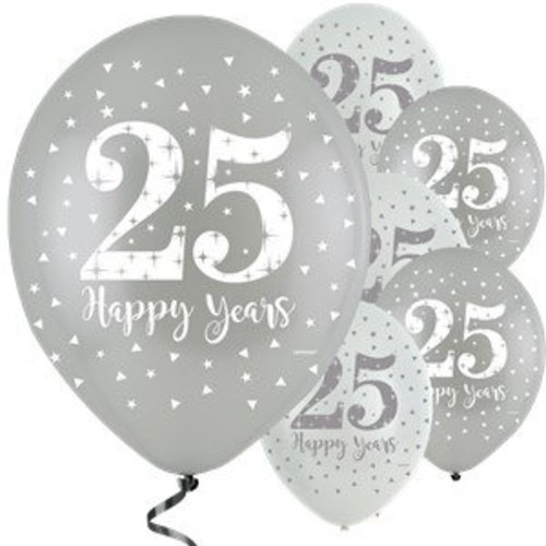 25 Jaar Getrouwd Feestartikelen Amp Versiering Groot