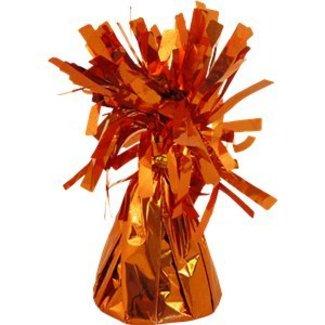 Ballonnen gewicht donker oranje