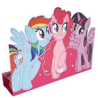 Amscan  My little pony uitnodigingen