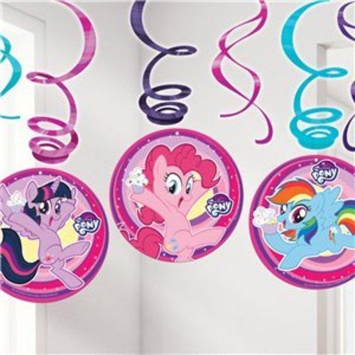 My litlle pony swirl slingers