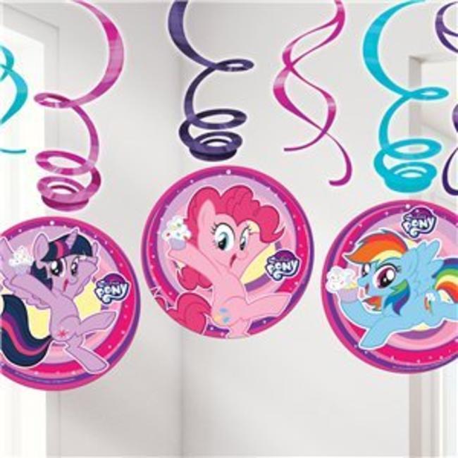 My Little Pony Swirl Slingers J Style Deco Feestwinkel J Style