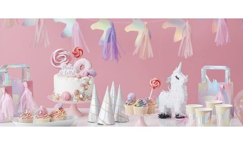 Unicorn wishes feestartikelen