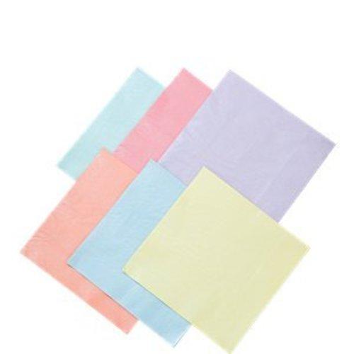 Pastel servetten