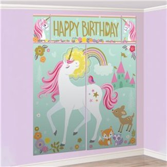 Unicorn wand versiering - foto booth