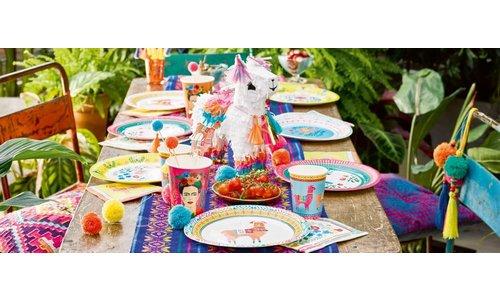 Boho Lama feestartikelen