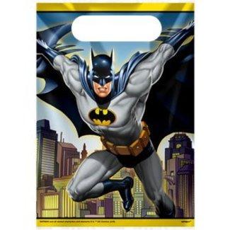 Batman snoepzakjes geel