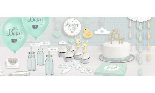 Baby Wishes feestartikelen
